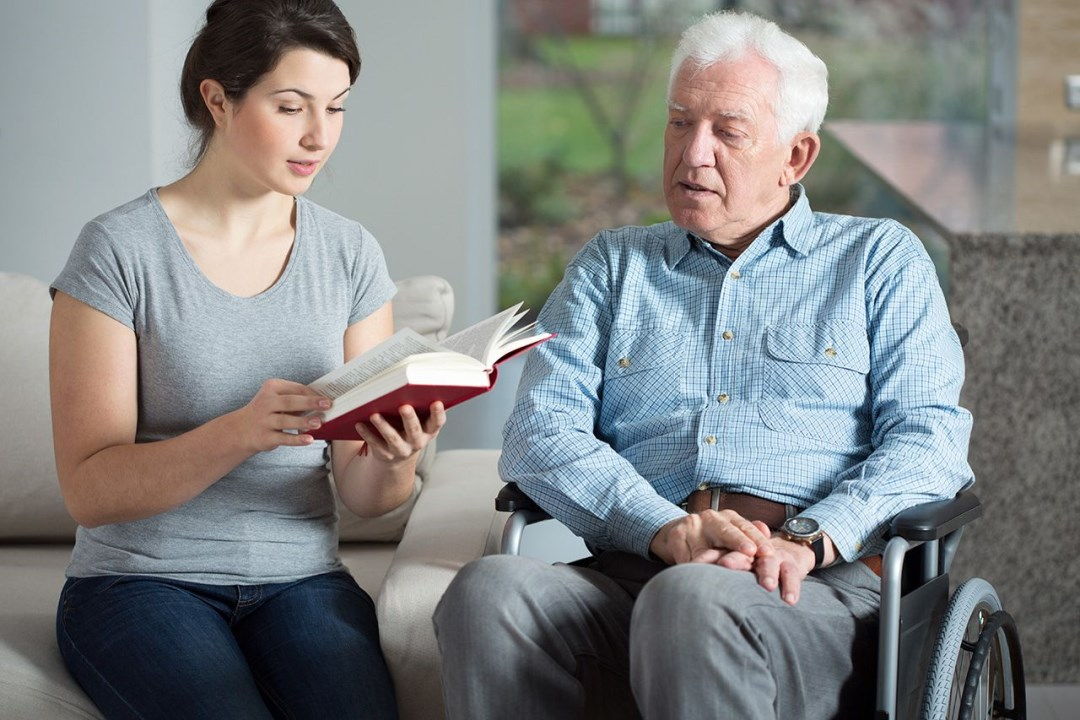 Companion care in Germantown, MD
