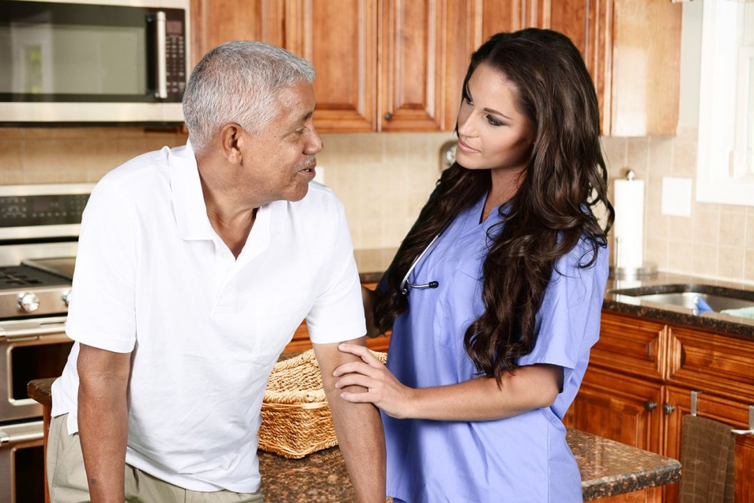 Home health aide in Maryland